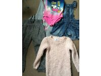 Girls clothes age 7 & 8 years