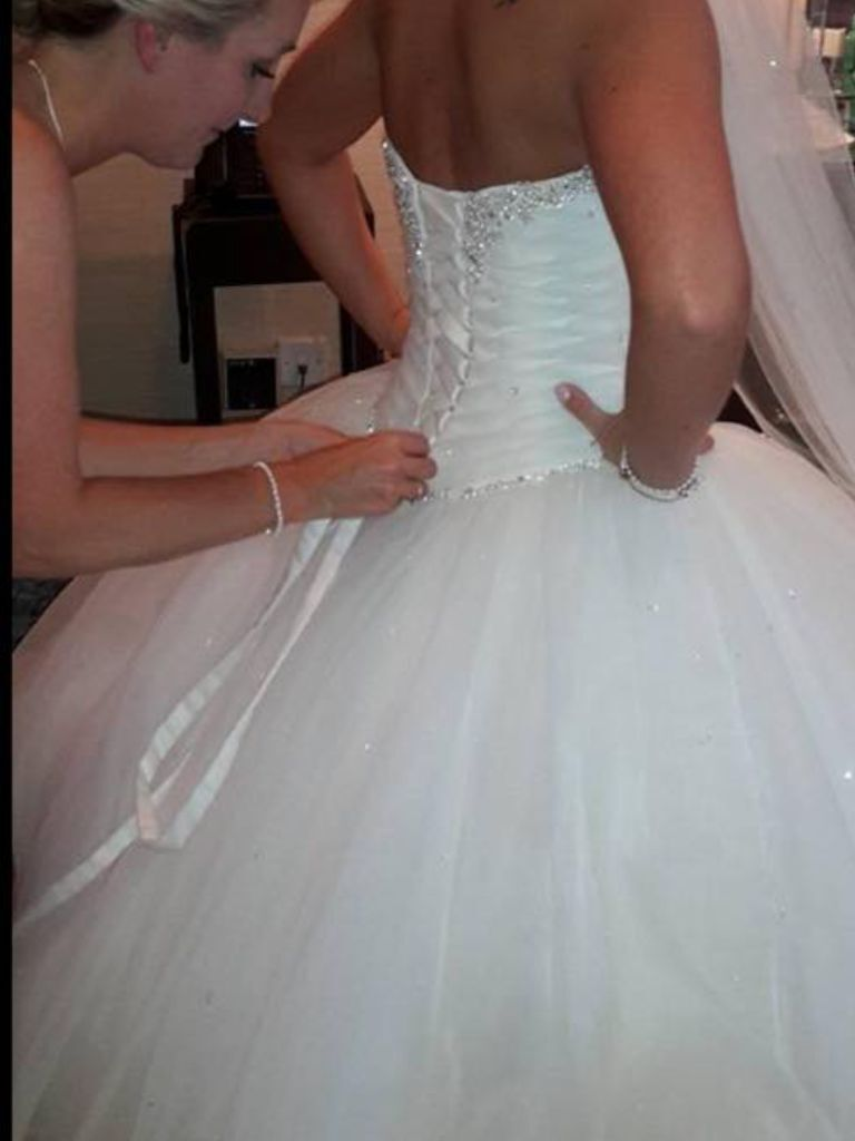 Ronald Joyce Lola wedding dress, dry cleaned and boxed | in ...