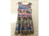 Pretty Girls Summer Dress. Monsoon, Age 9.