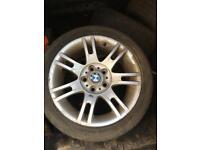 Bmw 17 m sport wheels