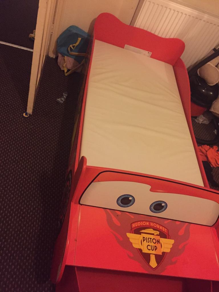 Toddler bed reduced