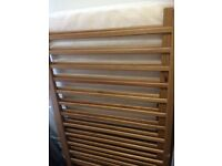 Kiddicare Cot/Cot Bed with Mattress