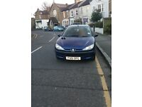 ***Peugeot 206 for sale***