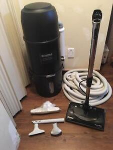 Rebuilt Kenmore Central Vacuum Cleaner