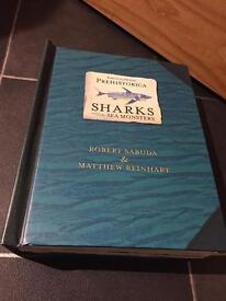 Prehistoric Sharks & other sea monsters