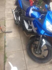Kymco 125 cc sport