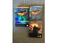 The Dark Knight DVD's - Limited Edition 4 Disc Set