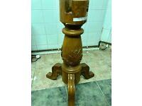 Beautiful carved Indonesian Teak Table