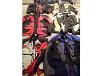 SUMMER SALE -MOTORCYCLE - CLOTHING - JACKETS - EVERYTHING - BARKING IG11 AREA