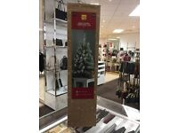 18 nearly new M&S Christmas Trees