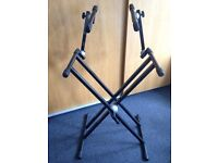 Proel Two Tier Pro Keyboard Stand
