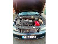 2002 Vauxhall Astra 2.198 Convertible Auto S (BERTONE)