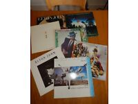 Selection of 7 vinyl records from Elton John