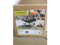 Albion Firepit Brand New & Sealed