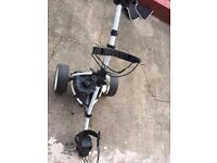 Electric golf trolley, Stylo ST-200 for spares or repair