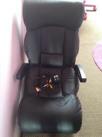 Gaming chair (x rocker)