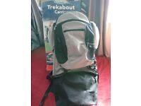 TREKABOUT CARRIER : BABY & TODDLER CARRIER