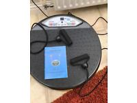 Vibrapower Disc Exercise Machine