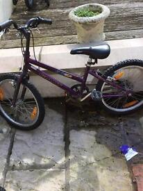 Used 20 inch wheel bike