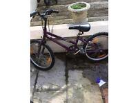 Used 20 inch wheel bike