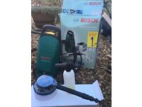 Bosch Aquatak 10 with fixed rotary brush