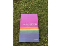 Globalization - A Very Short Introduction (Manfred B. Singer)