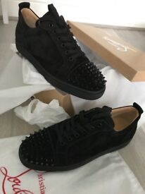CHRISTIAN LOUBOUTIN MENS (All sizes available Above UK6)