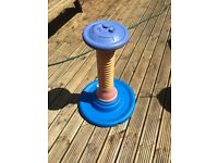 Little Tikes Basketball Net, Little Tikes Water fountain, Sandpit with water compartment