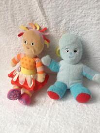 Iggle Piggle Soft Toys