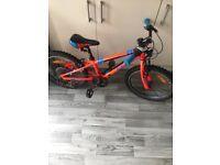 Cube 20' bike