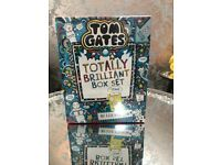 Tom Gates Totally Brilliant Books