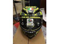 Agv Corsa Wintertest 2015 Valentino Rossi limited edition