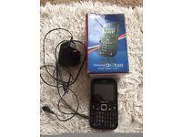 Samsung chat 222 locked to vodaphone