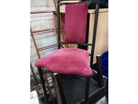 Metal Banqueting Chairs