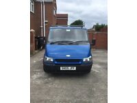 MUST BE SEEN ONLY 98K 2005 FORD TRANSIT SWB