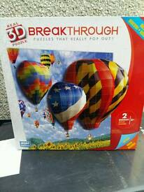 Balloons 3D puzzle