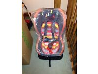 Cossatto carseat 9 months onwards