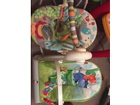 Baby bundle Swing - Bouncer - Cot mobile - Maxi Cosi Easia