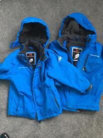 Boy's winter jackets