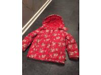 Girls Cath Kidston Coat can post
