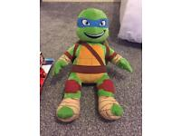Build a bear ninja turtle