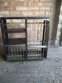 plate/ dish rack/ wall hanging shelving unit.