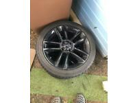 Alloy wheels for Vauxhall Corsa alloys fit astra etc
