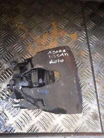 2010 Vauxhall Astra 1.7 cdti nsf passenger side front brake caliper