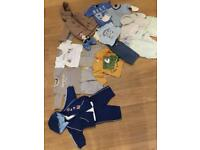 Baby boys Next clothes bundle 3-6 months