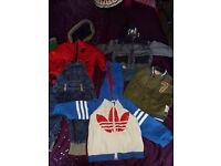 Baby Boys Clothes, Ted Baker, Junior J, Ralph Lauren, Next, Zara Etc. 6/ 9 months. Hardly worn.