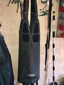 Neoprene Waders, size 8