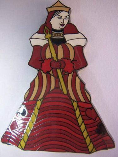 Queen Double Sided Poker Card Protector NEW
