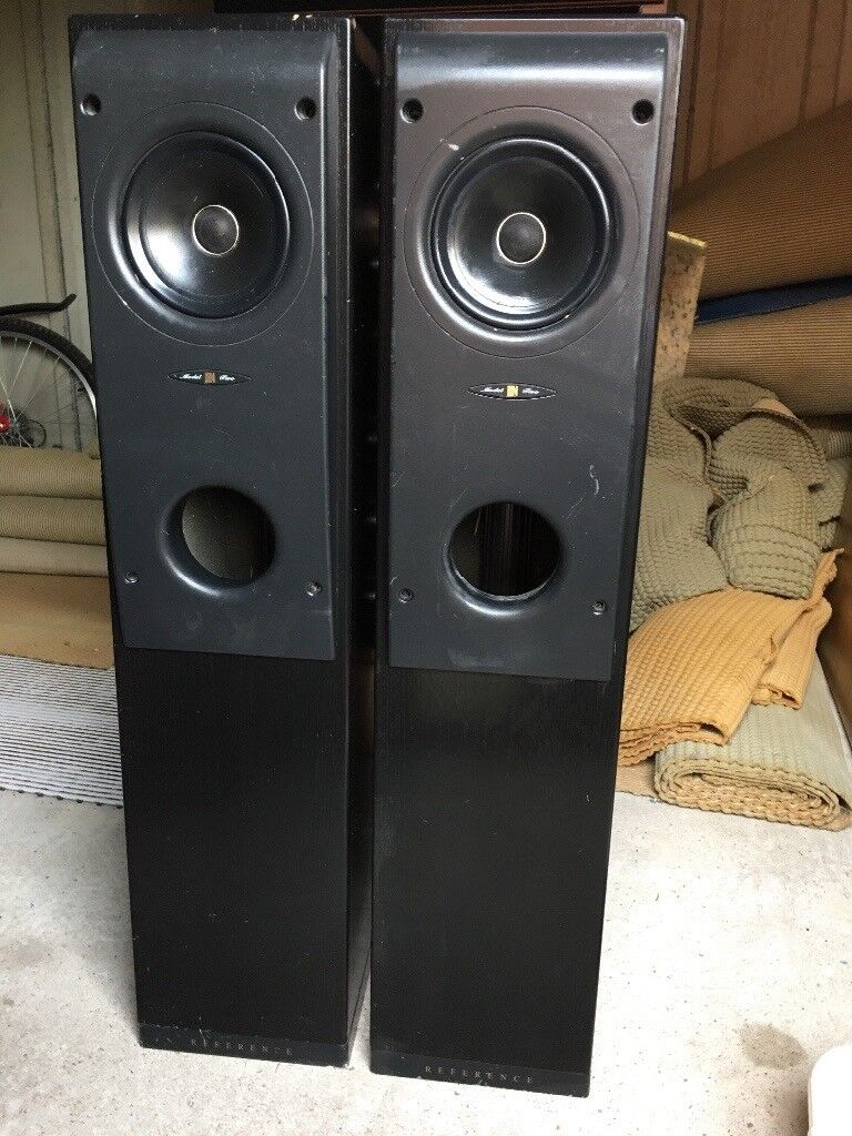 Kef Reference Series Model Two Floorstanding Speakers In