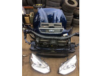 ford galaxy mk3 facelift complete front end for supply and fit call parts